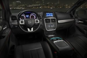 Dodge Grand Caravan 2016 Dashboard