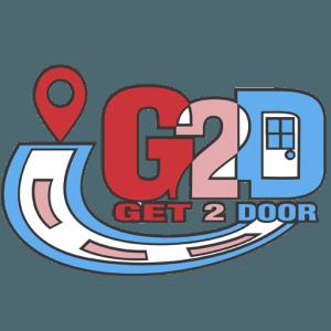 logo of get2door