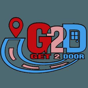 Get 2 Door LOGO BIG